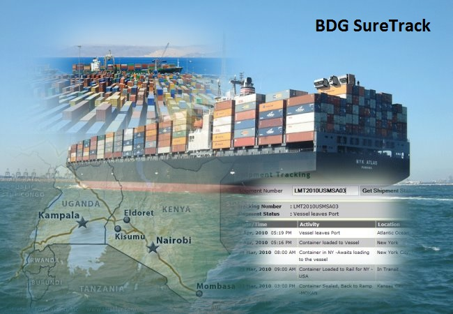 Cargo Tracking Suretrack