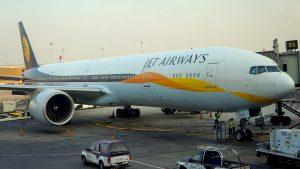 Jet Airways Suspension