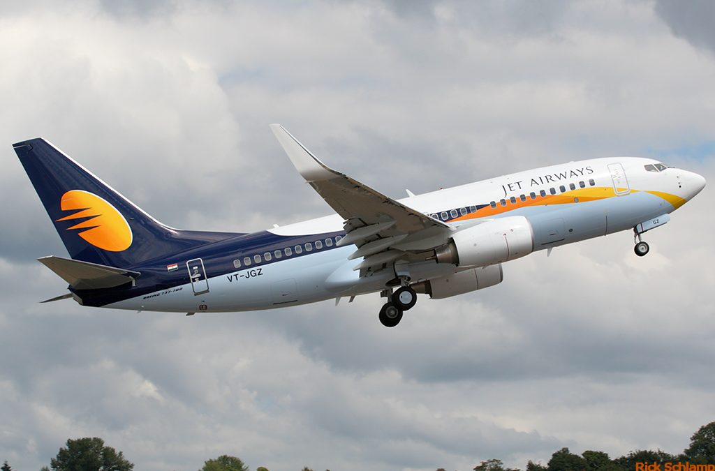 Jet Airways Grounding Hit Cargo Industry