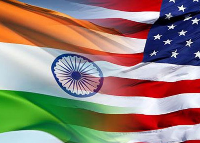 The US becomes India's top trading partner, surpasses China.