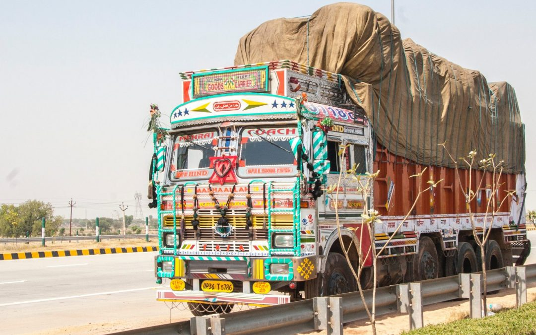 COVID19 lockdown, the wheels are coming off the Indian logistics industry.