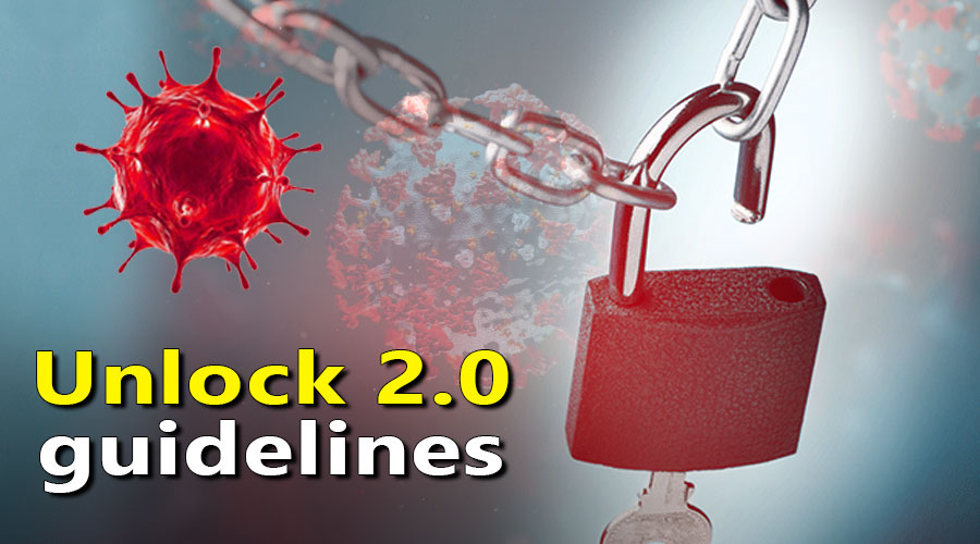 Unlock 2.0 in India | Lockdown Extended till 31 July in Containment Zones
