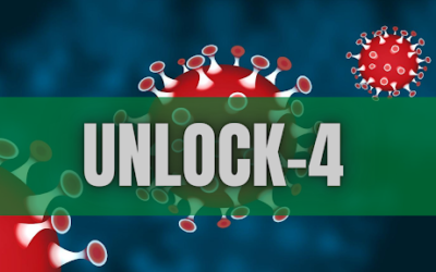 Unlock 4.0 in India   Lockdown Extended till 30 September in Containment Zones