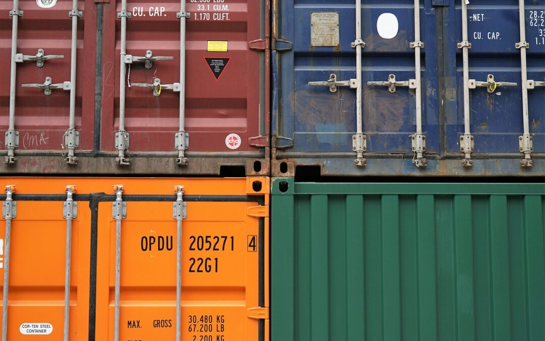 containers shortage