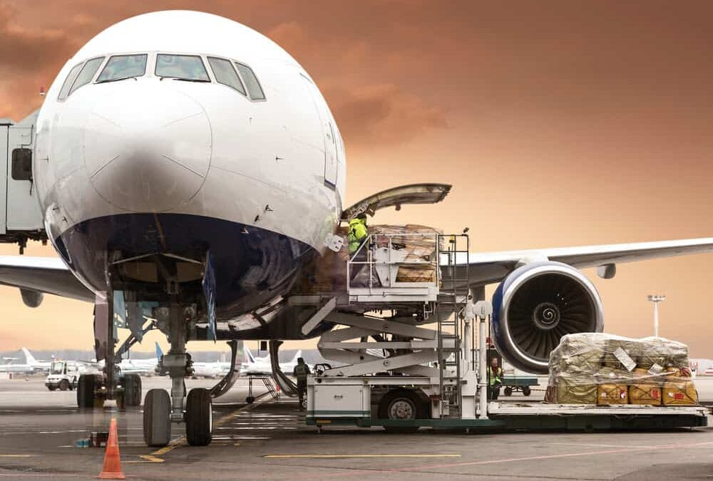 Air cargo services are recovering
