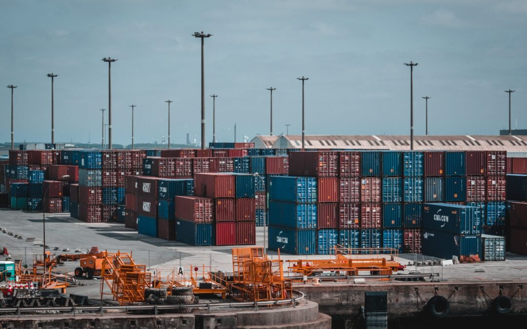 China Sea Ports
